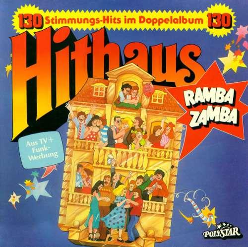 Cover zu Freddy Fröhlichs Partylöwen - Hithaus Ramba Zamba (2xLP, Album) Schallplatten Ankauf