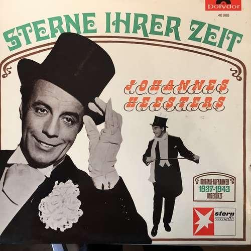 Bild Johannes Heesters - Sterne Ihrer Zeit (LP, Comp) Schallplatten Ankauf