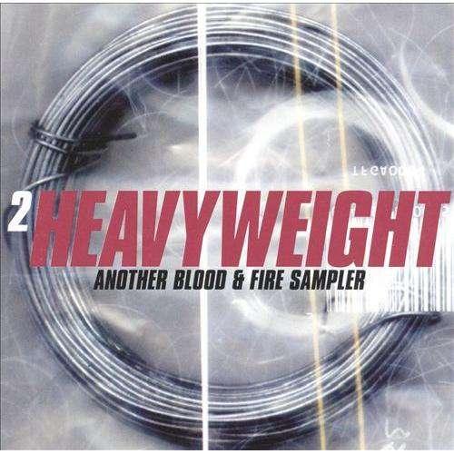 Bild Various - 2 Heavyweight - Another Blood And Fire Sampler (CD, Comp, Smplr) Schallplatten Ankauf