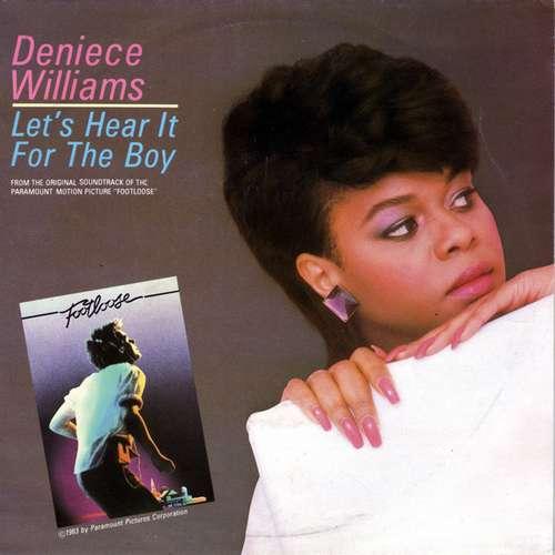 Cover zu Deniece Williams - Let's Hear It For The Boy (7, Single, Pap) Schallplatten Ankauf