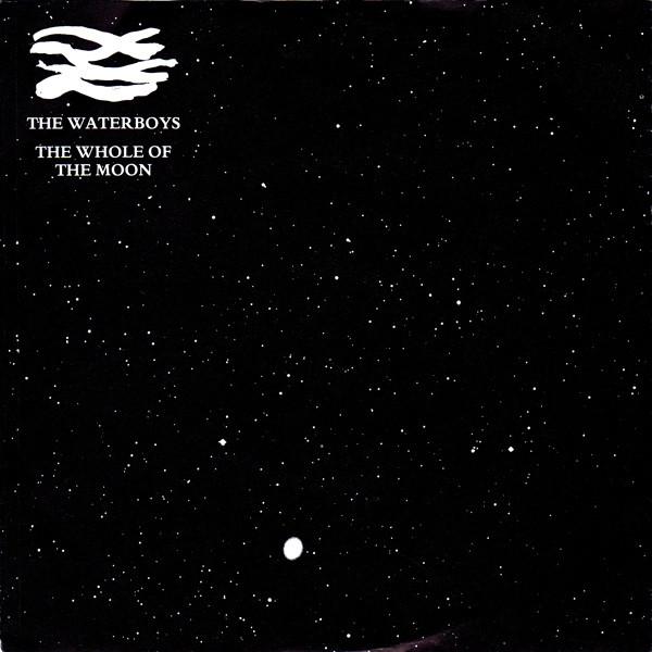 Bild The Waterboys - The Whole Of The Moon (7, Single, Sta) Schallplatten Ankauf