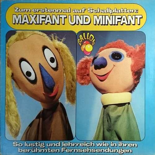 Bild Wolfgang Buresch und Rudolf Fischer - Lustige Geschichten Von Maxifant Und Minifant (LP, Album) Schallplatten Ankauf