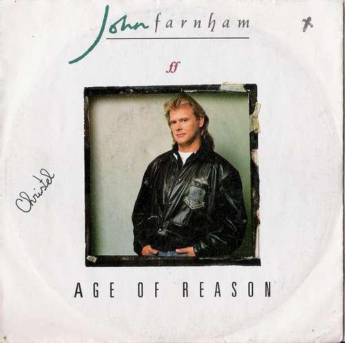 Bild John Farnham - Age Of Reason (7, Single) Schallplatten Ankauf