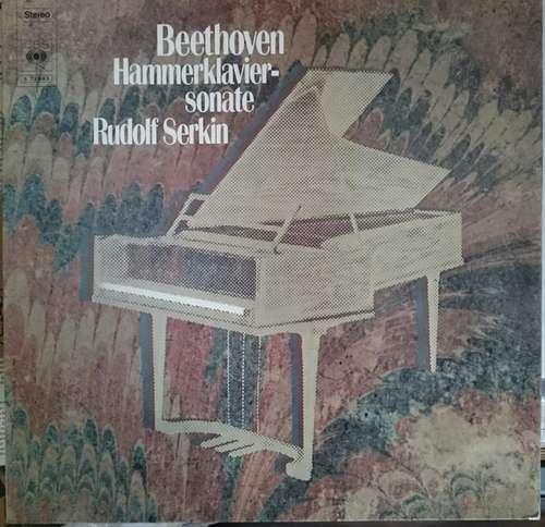 Bild Beethoven* - Rudolf Serkin - Hammerklaviersonate (LP, Album) Schallplatten Ankauf