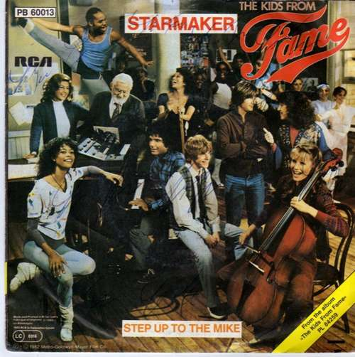 Bild The Kids From Fame - Starmaker / Step Up To The Mike (7, Single) Schallplatten Ankauf