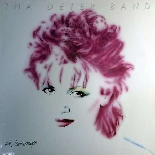 Bild Ina Deter Band - Mit Leidenschaft (LP, Album, Vio) Schallplatten Ankauf