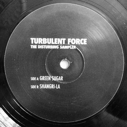 Bild Turbulent Force - The Disturbing Sampler (10, Ltd, Smplr) Schallplatten Ankauf