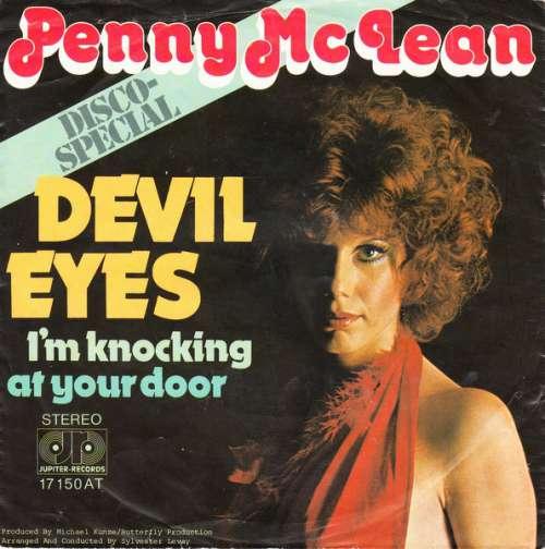 Bild Penny McLean - Devil Eyes (7, Single) Schallplatten Ankauf