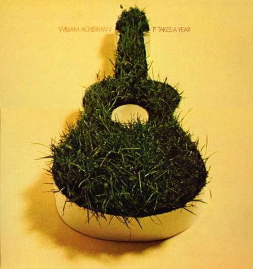 Bild William Ackerman - It Takes A Year (LP, Album) Schallplatten Ankauf