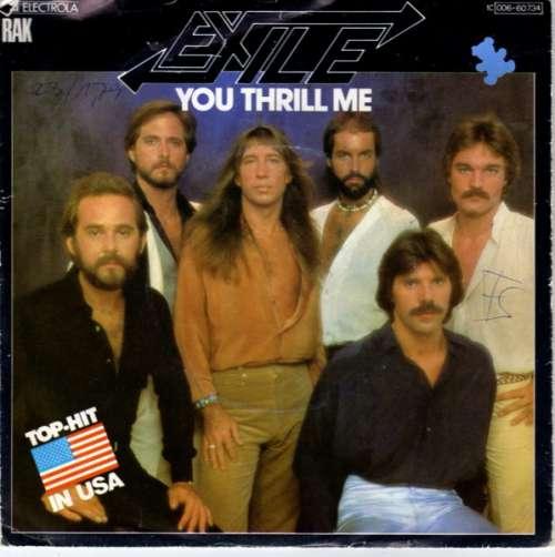 Bild Exile (7) - You Thrill Me (7, Single) Schallplatten Ankauf