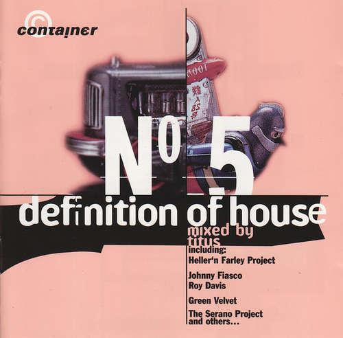 Cover Titus (5) - Definition Of House № 5 (CD, Comp, Mixed) Schallplatten Ankauf