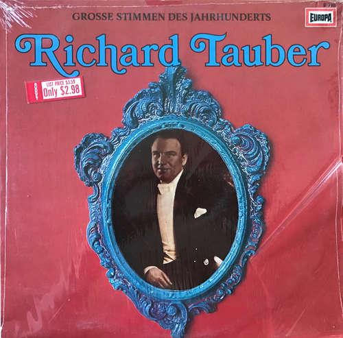 Bild Richard Tauber - Richard Tauber (LP, Comp) Schallplatten Ankauf