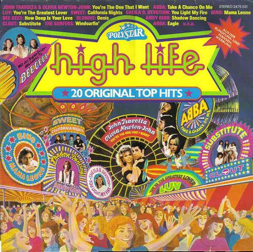 Bild Various - High Life - 20 Original Top Hits (LP, Comp) Schallplatten Ankauf