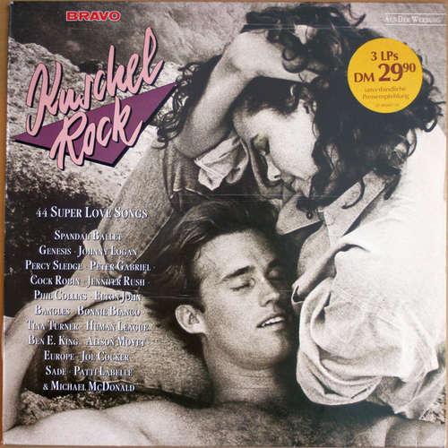 Cover zu Various - Kuschelrock (3xLP, Comp) Schallplatten Ankauf