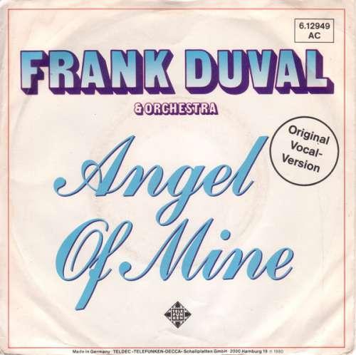 Bild Frank Duval & Orchestra - Angel Of Mine (7, Single) Schallplatten Ankauf