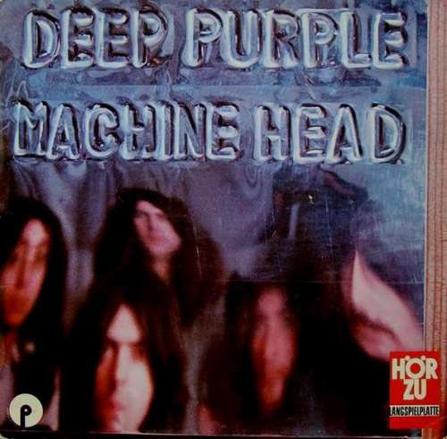 Bild Deep Purple - Machine Head (LP, Album, Gat) Schallplatten Ankauf