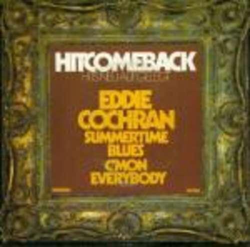 Bild Eddie Cochran - Summertime Blues / C'Mon Everybody (7, Single) Schallplatten Ankauf