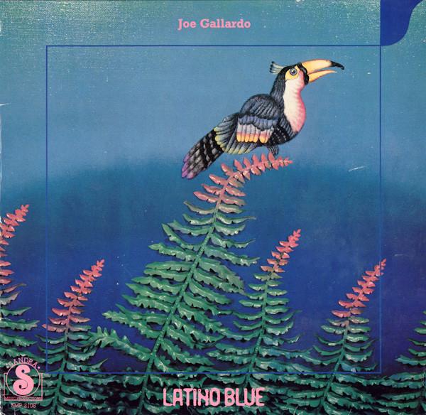 Bild Joe Gallardo - Latino Blue (LP, Album) Schallplatten Ankauf
