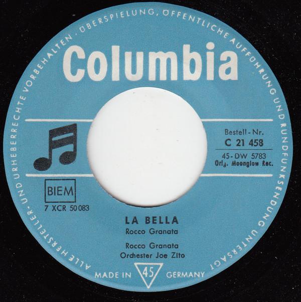 Bild Rocco Granata - La Bella (7, Single) Schallplatten Ankauf