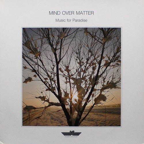 Cover Mind Over Matter (2) - Music For Paradise (LP, Album) Schallplatten Ankauf