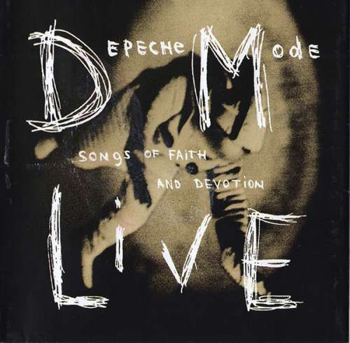Cover Depeche Mode - Songs Of Faith And Devotion Live (CD, Album) Schallplatten Ankauf