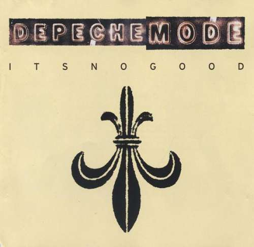 Cover Depeche Mode - It's No Good (CD, Single) Schallplatten Ankauf
