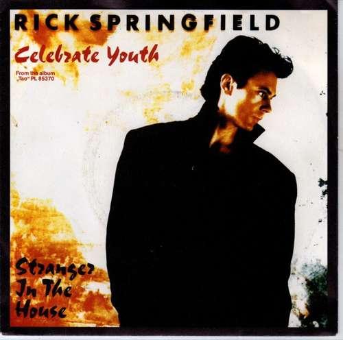 Cover zu Rick Springfield - Celebrate Youth (7, Single) Schallplatten Ankauf