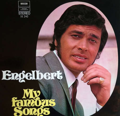 Cover Engelbert* - My Famous Songs (LP, Comp, Club) Schallplatten Ankauf