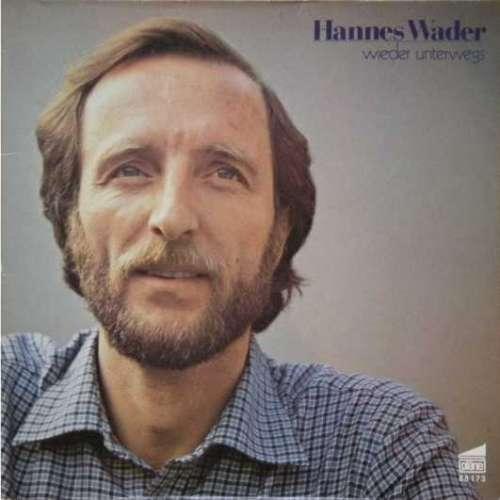 Cover zu Hannes Wader - Wieder Unterwegs (LP, Album, Gat) Schallplatten Ankauf