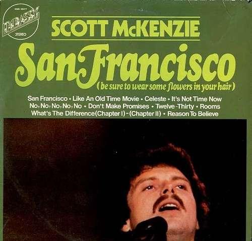 Bild Scott McKenzie - San Francisco (Be Sure To Wear Some Flowers In Your Hair) (LP, Album, RE, Blu) Schallplatten Ankauf