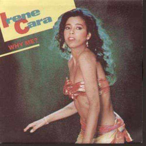 Bild Irene Cara - Why Me? (7, Single) Schallplatten Ankauf
