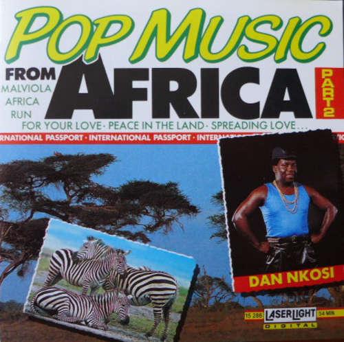 Cover Various - Pop Music From Africa Part 2 (CD, Comp) Schallplatten Ankauf