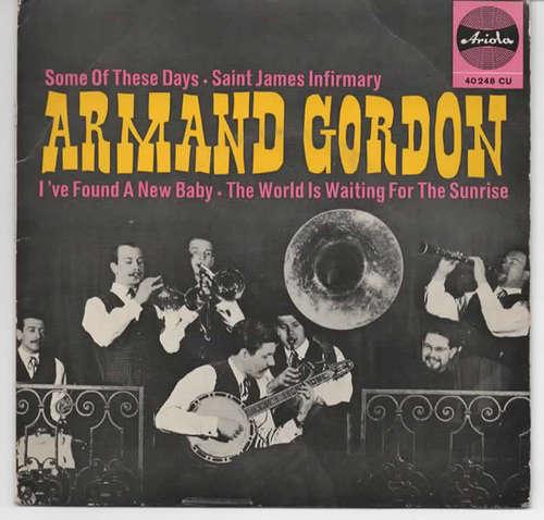 Bild Armand Gordon Et Son Ragtime-Band - Some of these Days (7, EP) Schallplatten Ankauf