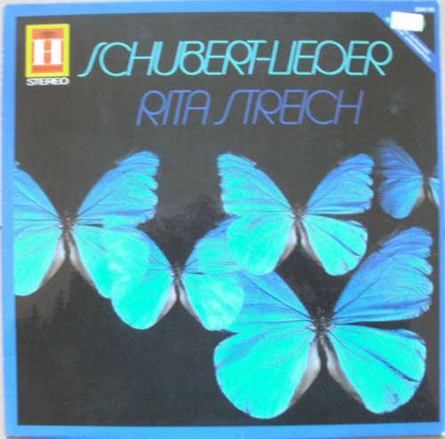 Bild Rita Streich, Erik Werba, Heinrich Geuser - Schubert - Lieder (LP, Album) Schallplatten Ankauf