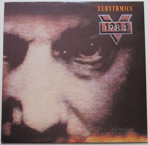 Bild Eurythmics - 1984 (For The Love Of Big Brother) (LP, Album) Schallplatten Ankauf