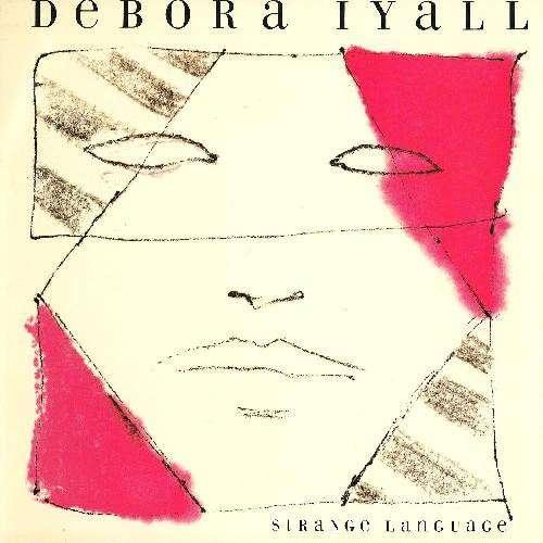 Bild Debora Iyall - Strange Language (LP, Album) Schallplatten Ankauf
