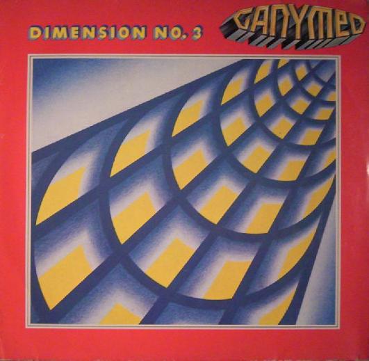 Bild Ganymed - Dimension No.3 (LP, Album) Schallplatten Ankauf