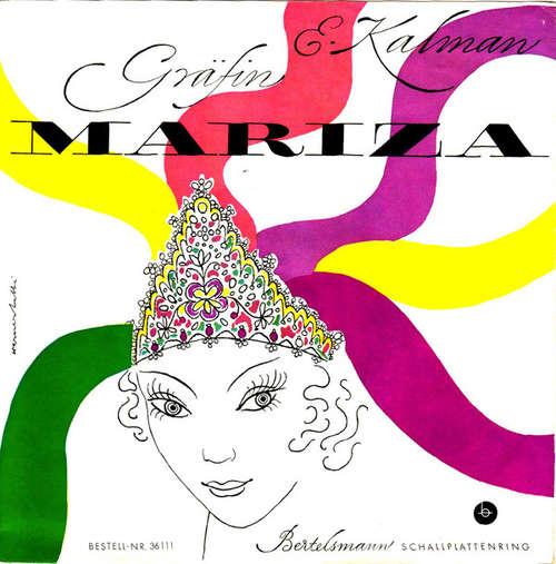 Bild E. Kálmán* - Gräfin Mariza (7) Schallplatten Ankauf