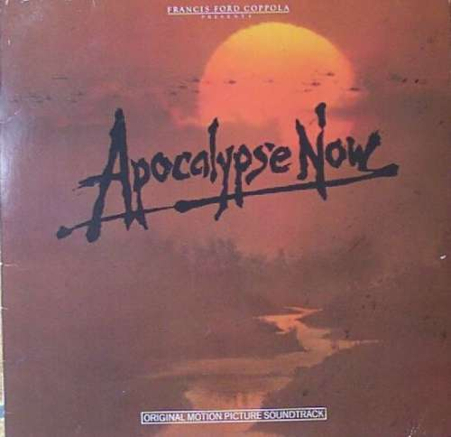 Cover Carmine Coppola  &  Francis Coppola* - Apocalypse Now - Original Motion Picture Soundtrack (LP, Album, RE) Schallplatten Ankauf