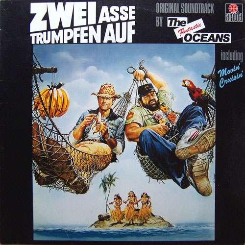 Cover The Fantastic Oceans* - Zwei Asse Trumpfen Auf (Original Soundtrack) (LP, Album) Schallplatten Ankauf