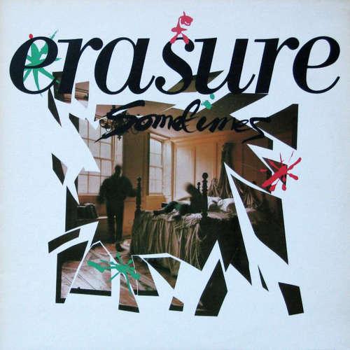 Bild Erasure - Sometimes (12, Single) Schallplatten Ankauf
