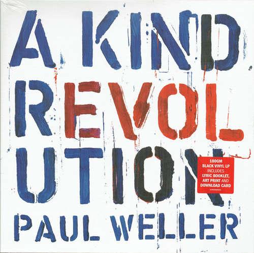 Bild Paul Weller - A Kind Revolution (LP, Album) Schallplatten Ankauf