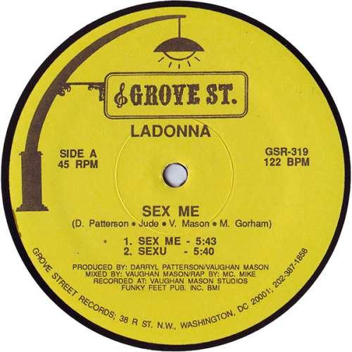 Bild LaDonna - Sex Me (12) Schallplatten Ankauf