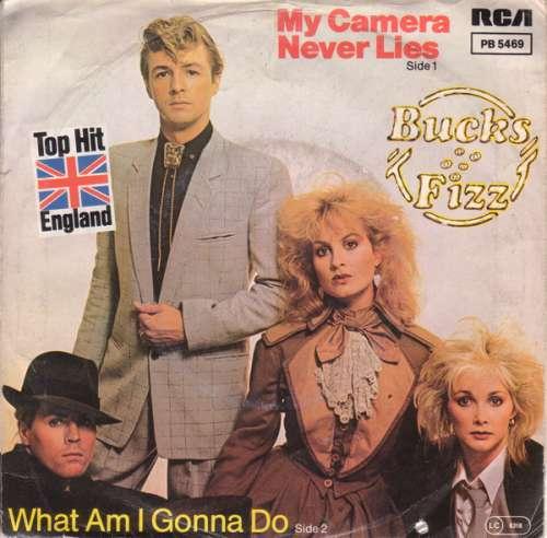 Bild Bucks Fizz - My Camera Never Lies (7, Single) Schallplatten Ankauf