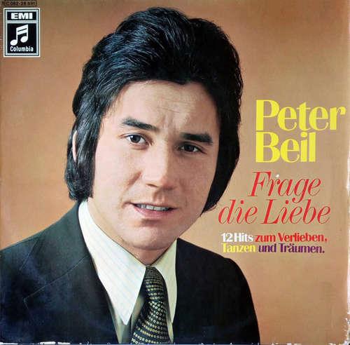 Bild Peter Beil - Frage Die Liebe (LP, Album) Schallplatten Ankauf