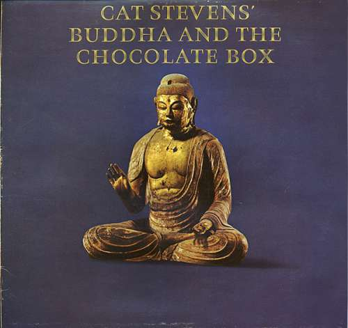 Cover zu Cat Stevens - Buddha And The Chocolate Box (LP, Album) Schallplatten Ankauf