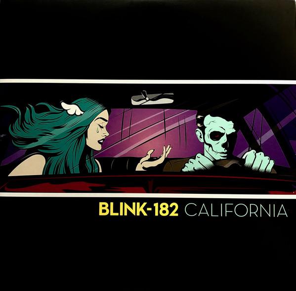 Cover Blink-182 - California (2xLP, Album, Dlx) Schallplatten Ankauf
