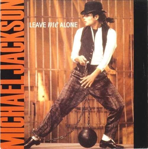 Cover Michael Jackson - Leave Me Alone (7, Single) Schallplatten Ankauf