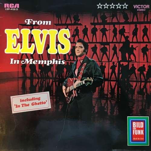 Cover Elvis Presley - From Elvis In Memphis (LP, Album) Schallplatten Ankauf