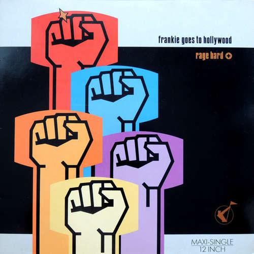 Bild Frankie Goes To Hollywood - Rage Hard (+) (12, Maxi) Schallplatten Ankauf